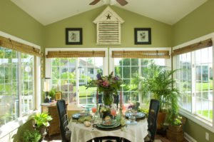 bring the outdoors inside to brighten your home for sale
