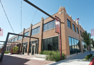 The Guardian property is one of the newest renovated places in Midtown OKC.