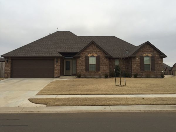 Williamson Park is a newer neighborhood with many late model homes like this regularly up for sale.