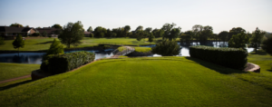 The Greens golf course in Oklahoma City is the center of The Greens neighborhood. The clubhouse offers swimming, golf, tennis, and a variety of family entertainment activities.