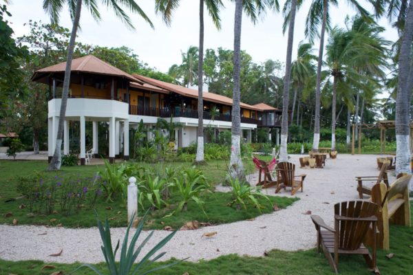 """We just happened upon this small """"eco-hotel"""" along the coastline that had only opened a month before. A Canadian couple had purchased it and opened it for visitors. We were lucky to find such a great place to stay for only $100 per night."""