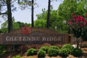 Cheyenne Ridge is located on the southeast corner of Bryant and 33rd street in southeast Edmond.