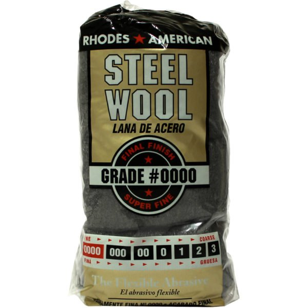 Another secret from Tim Jarvis is to use fine-grit steel wool to remove stubborn residue and bug droppings from windows.